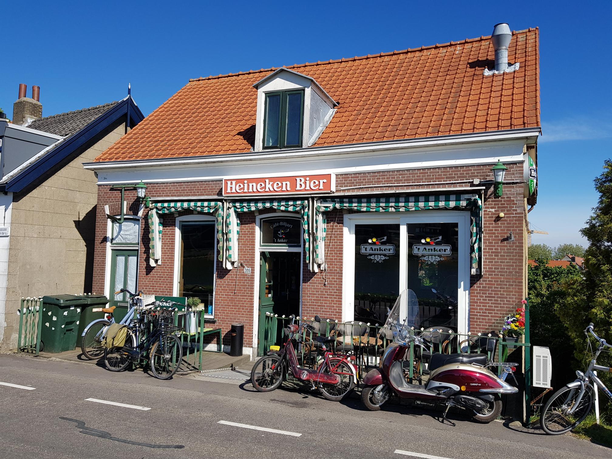 Cafe 't Anker